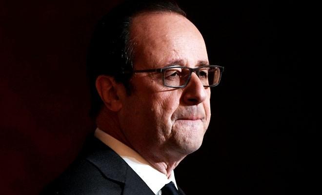 Hollande aday olmuyor