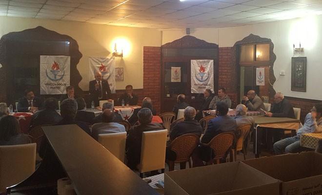 Arıklı: Kıbrıs türkünü zengin kaynakların fakir bekçisi yapanlar utansın