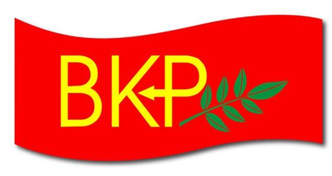 'Birleşik Kıbrıs Partisi askersiz ve silahsız bir Kıbrıs istemektedir'