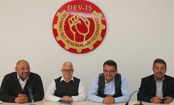 CTP'den özel sektörde sendikalaşma konusunda işbirliği teklifi