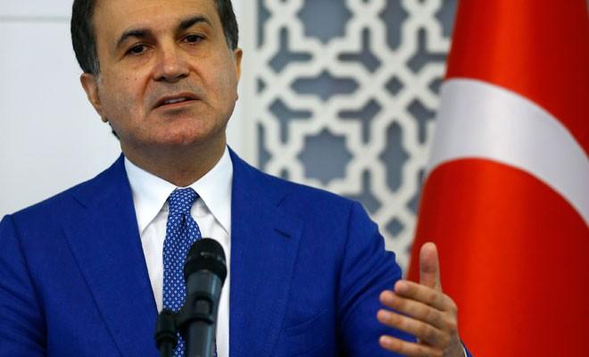 Çelik: Bundan sonrasına KKTC ile Türkiye karar verecek