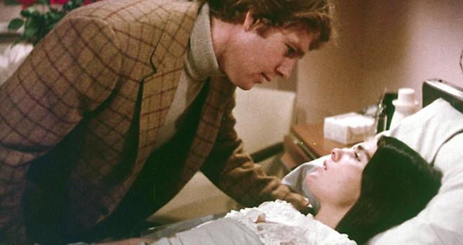 En sarsıcı aşk filmi: 'Love Story'