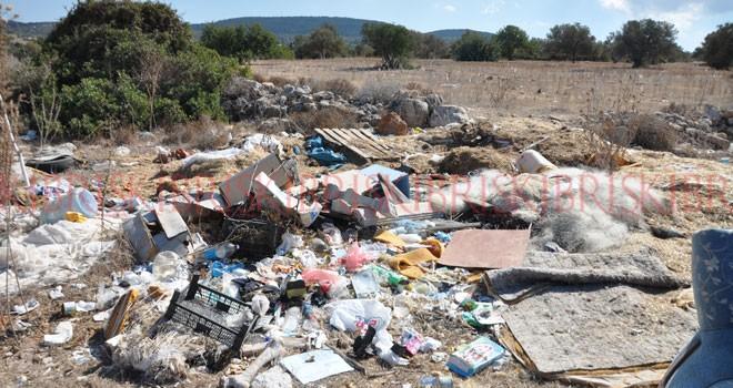 Çevremizi temiz tutmasını öğrenemedik!