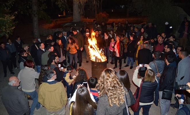 Barış ateşi yeniden Girne'de yanacak
