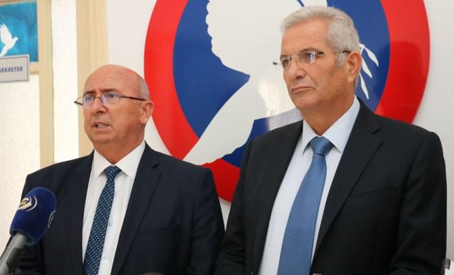 TDP-AKEL ortak açıklaması: Müzakereler en kısa sürede başlamalı