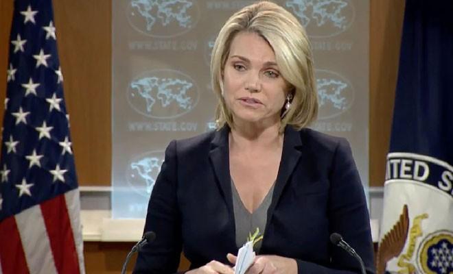 ABD Kürt referandumnuna 'sert bir şekilde karşı'