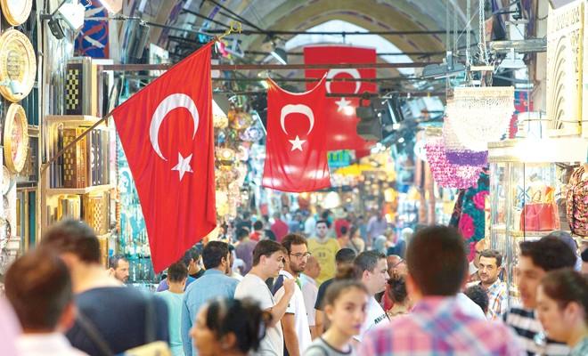Türkiye ekonomisi 3. çeyrekte küçüldü