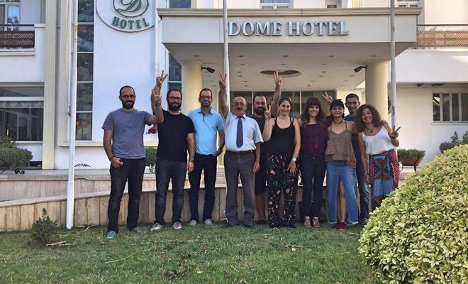 Dayanışma: Dome Hotel ortak değerimizdir, yaşatacağız!