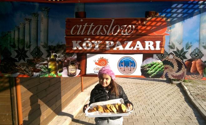 Yeniboğaziçi'nde Cittaslow Köy Pazarı kuruluyor