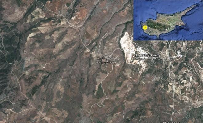 Baf köyüne Kıbrıslı Türk muhtar