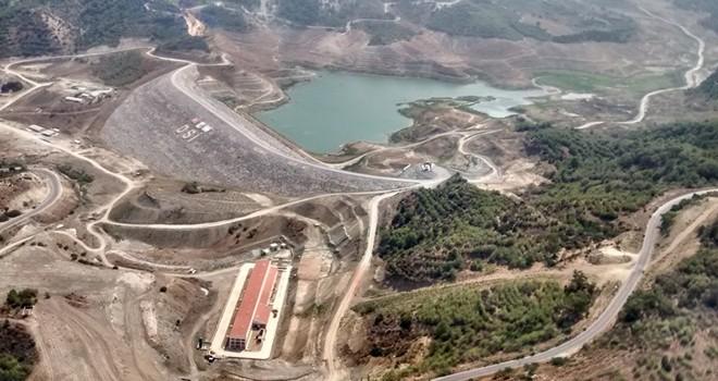 DSİ Çamlıbel Arıtma Tesisi'nde 17.00'ye kadar üretim durduruldu