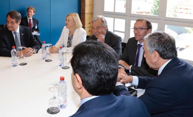 Masa 2 Guterres başkanlığında toplandı