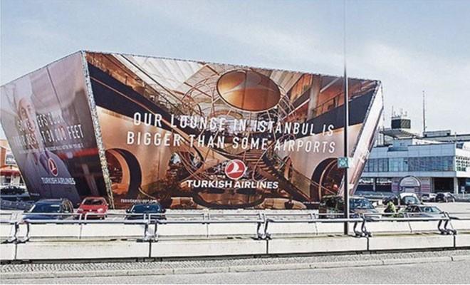 THY'nin reklamı Almanları kızdırdı
