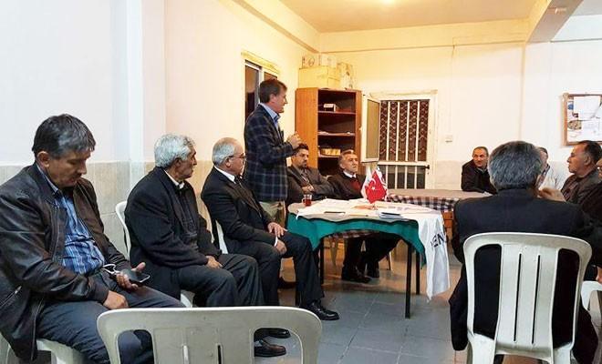 YDP Gayretköy'ü ziyaret etti