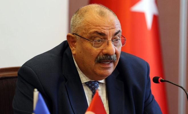 Türkeş: Önce kendisi Yunanistan ile bağlarını kessin