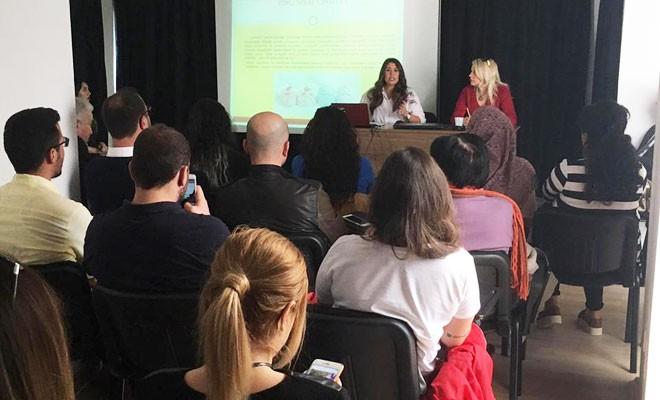 'Kadın ve Toplum Semineri' gerçekleştirildi