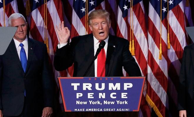 İşte Trump'ın iç ve dış politikaya bakışı