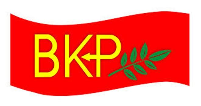 BKP'de milletvekilliği aday başvuruları yarın başlıyor