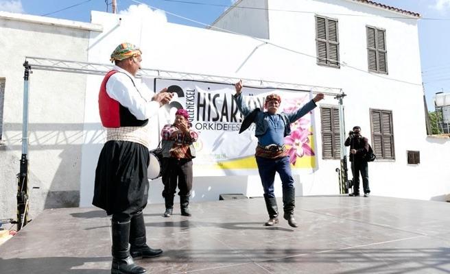 7. Hisarköy Orkide Festivali hafta sonu...