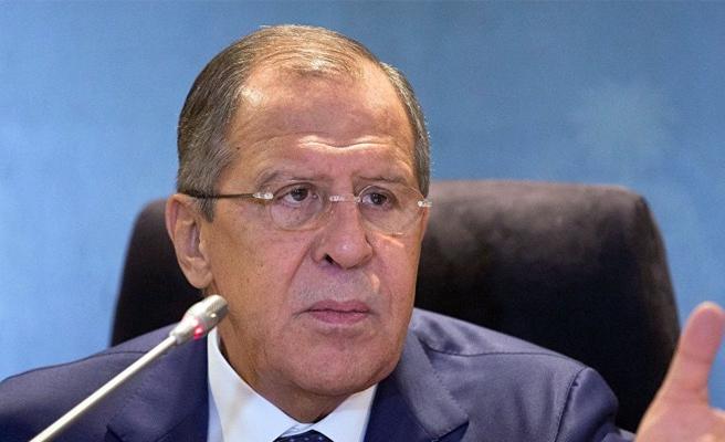 Lavrov: Irak'ın toprak bütünlüğünü destekliyoruz