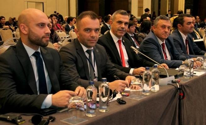 Uluçay, İstanbul'daki temaslarını tamamlayarak bu gece yurda dönüyor