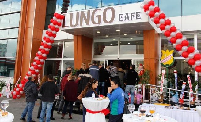 Lungo Cafe açıldı