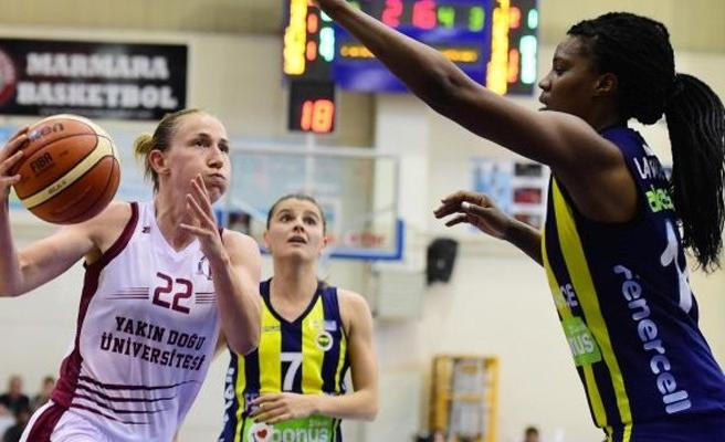 YDÜ Kadın Basketbol Takımı Türkiye Şampiyonu!