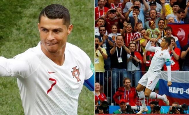 Portekiz'in Ronaldo'su var: 1-0