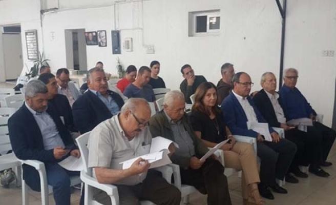 Kıbrıs Türk Gazeteciler Cemiyeti Genel Kurulu yapıldı