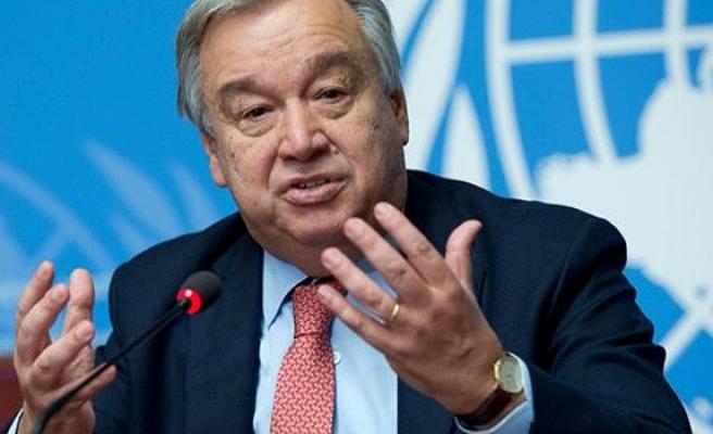 Guterres'den G20 liderlerine çağrı