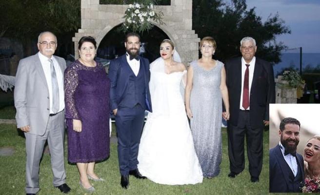 Ayşegül Zaim ile Gazi Güney, evlendi
