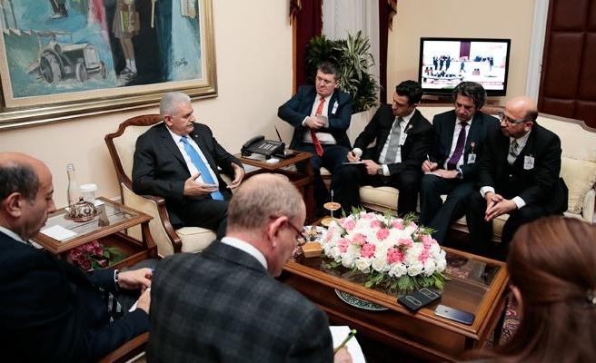 Yıldırım: Türkiye'nin etkin garantisi ve güvenlik konusu tartışma dışında