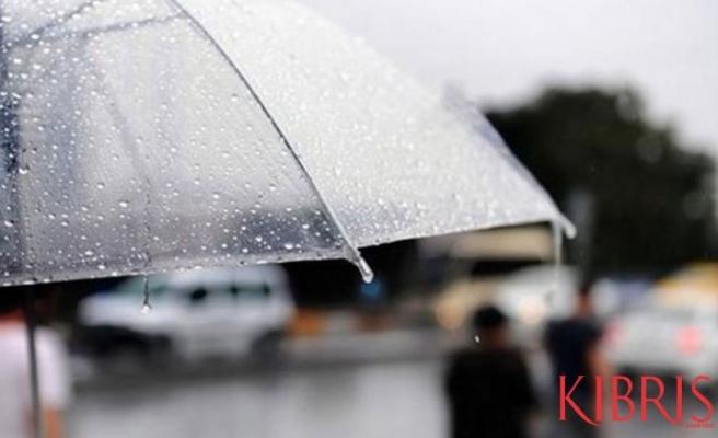 En fazla yağış Gönenedere'ye düştü