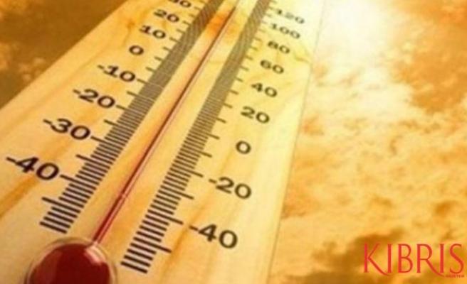 Hava sıcaklıkları ay sonuna kadar devam edecek
