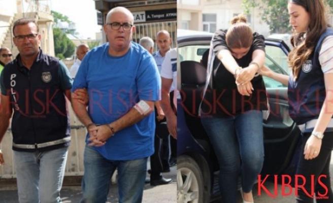 KIB-TEK vurgunu zanlıları Lefkoşa'da işe başladı