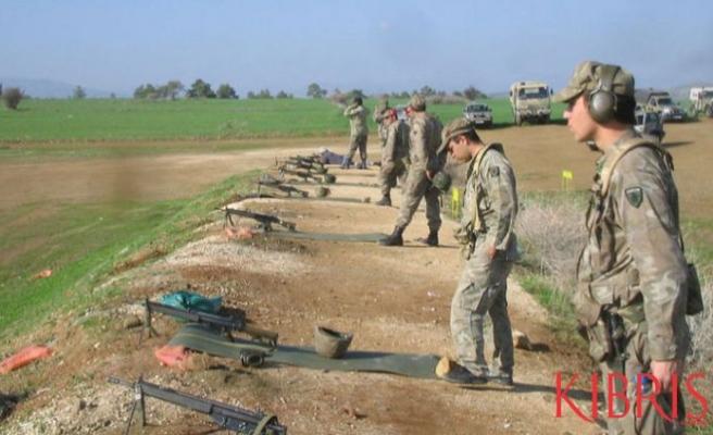 Kıbrıslı Ruslar, Kıbrıs Ulusal Muhafız Birliği'nde yedek statüde görev yapmaya hazır