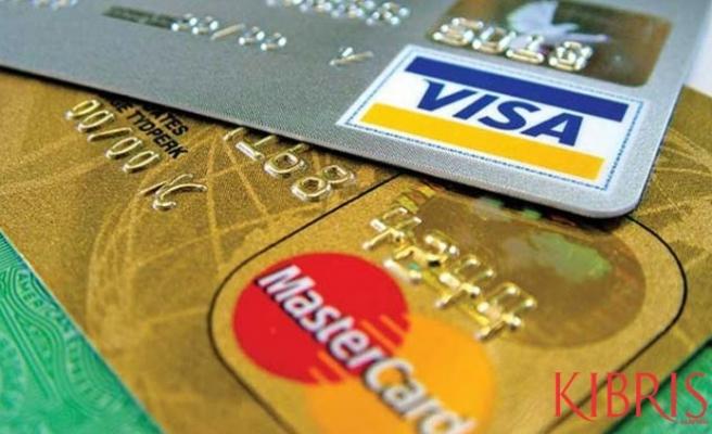 Kıbrıslı Türk ve Rumların kredi kartı harcamaları