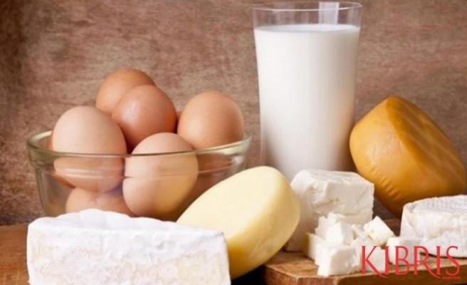 Süt, yumurta ve peynirde Avrupa'nın en pahalısı !