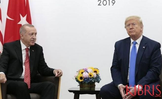 Trump: Türkiye'ye karşı adil olmak zorundasınız