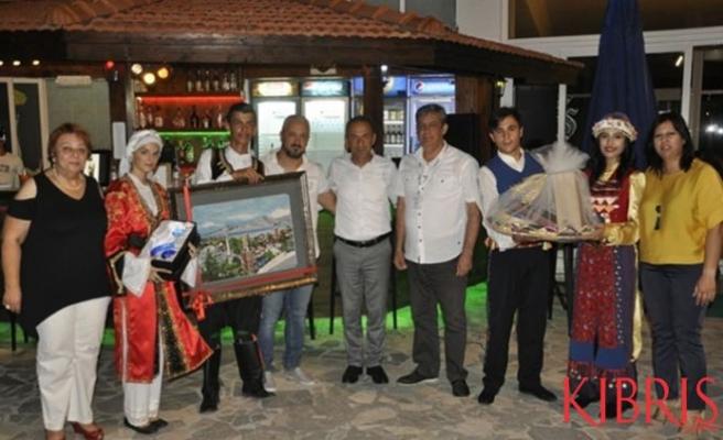 Uluslararası Lapta Turizm Festivali başladı