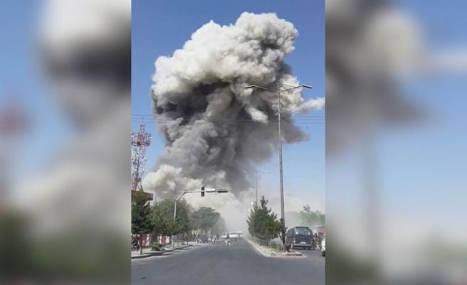 Afganistan'da pazar yerine havan mermisi düştü: 14 ölü