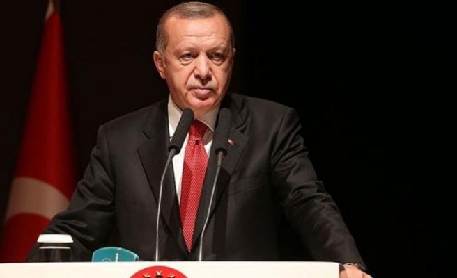 """""""Doğu Akdeniz'deki kararlılığımız devam edecek"""""""
