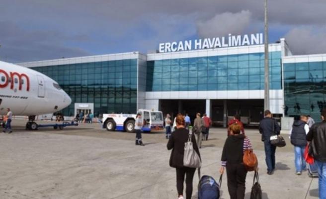 Ercan'da uyuşturucu ile KKTC'ye girerken yakalandı