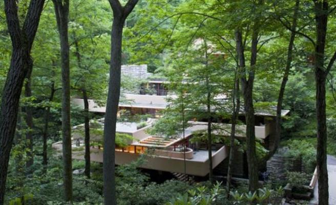 Frank Lloyd Wright'ın eserleri UNESCO Dünya Mirası Listesi'nde