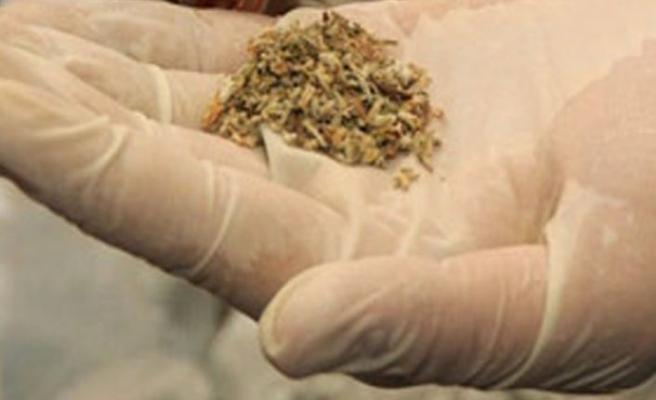 Gazimağusa ve Yeniboğaziçi'nde uyuşturucu, 2 tutuklu