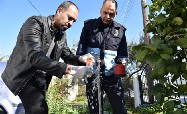 Lefkoşa'nın şebeke suyu analizleri temiz