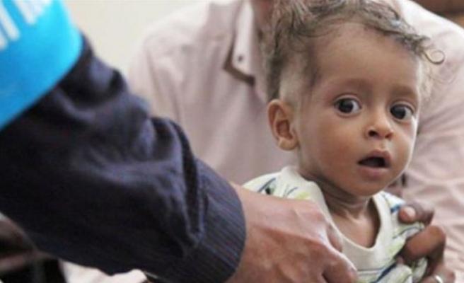UNICEF Yemen'de 11,9 milyon çocuğa aşı yaptı