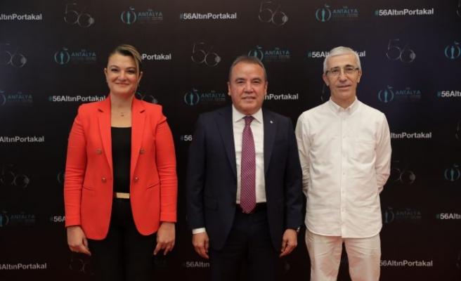 """Antalya Altın Portakal Film Festivali """"Özüne Dönüyor"""""""