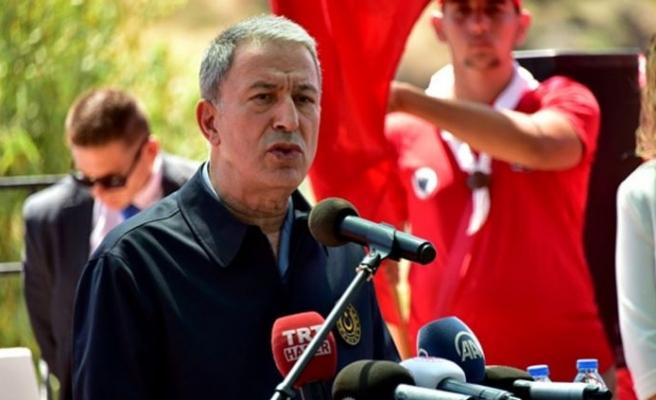 """""""Hedef Kıbrıs'ta barış, istikrar ve huzur"""""""