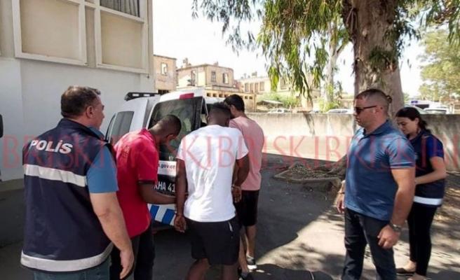 Mağusa'da 3 kaçak daha tutuklandı